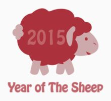 Chinese New Year- 2015 Year of the Sheep Kids Clothes