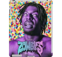 Flatbush Zombies T-Shirt iPad Case/Skin