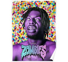 Flatbush Zombies T-Shirt Poster