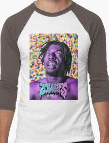 Flatbush Zombies T-Shirt Men's Baseball ¾ T-Shirt
