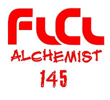 FLCLAlchemist145 Logo Photographic Print