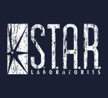 STAR LABORATORIES by notforalien