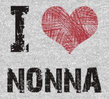 I Love Nonna One Piece - Long Sleeve