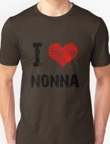 I Love Nonna Unisex T-Shirt