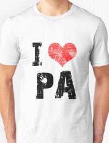 I Love Pa Unisex T-Shirt