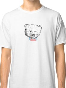 Bertie; The Bear With The Tie Classic T-Shirt