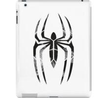 Spider-Man Segmented Logo (White Background) iPad Case/Skin