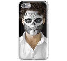 Richard Madden Dia de Los Muertos Day of the Dead MakeUp  iPhone Case/Skin