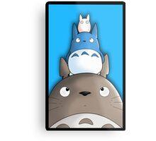 Totoro. Metal Print