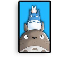 Totoro. Canvas Print