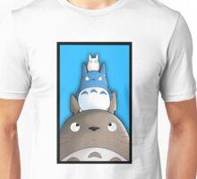 Totoro. Unisex T-Shirt
