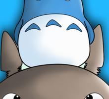 Totoro. Sticker