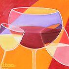 Cheers! by Sharon Geisen Hayes