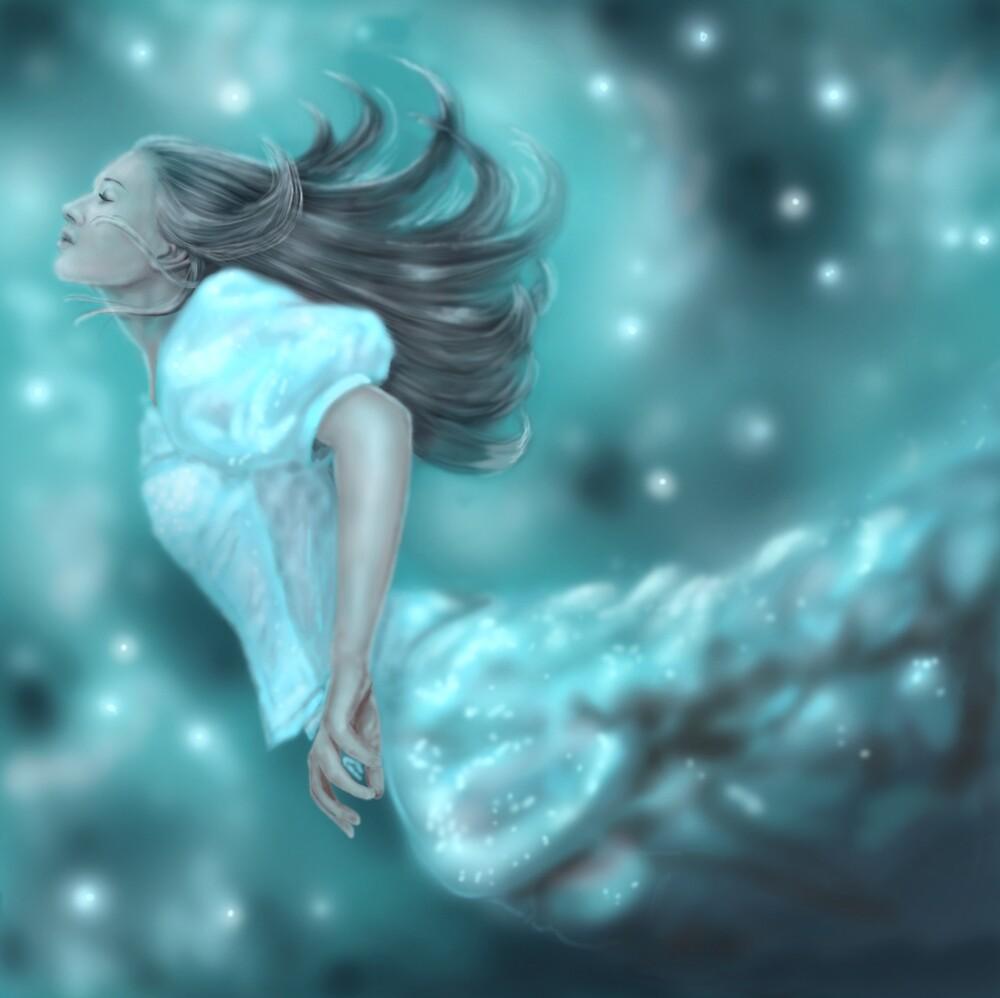 .: She Ascends :. by XialaCeleste