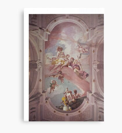 The ascent of Homer Metal Print