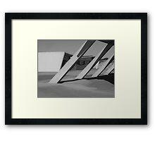 Rest Rooms Framed Print