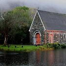 gouganebarra,church wst cork. by Edward  manley