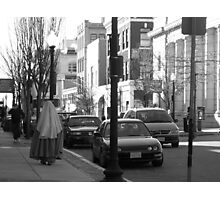 Salvation In The City Photographic Print