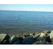 Ocean View at Redcliffe Photographic Print