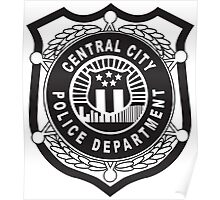 Central City Police Department Poster