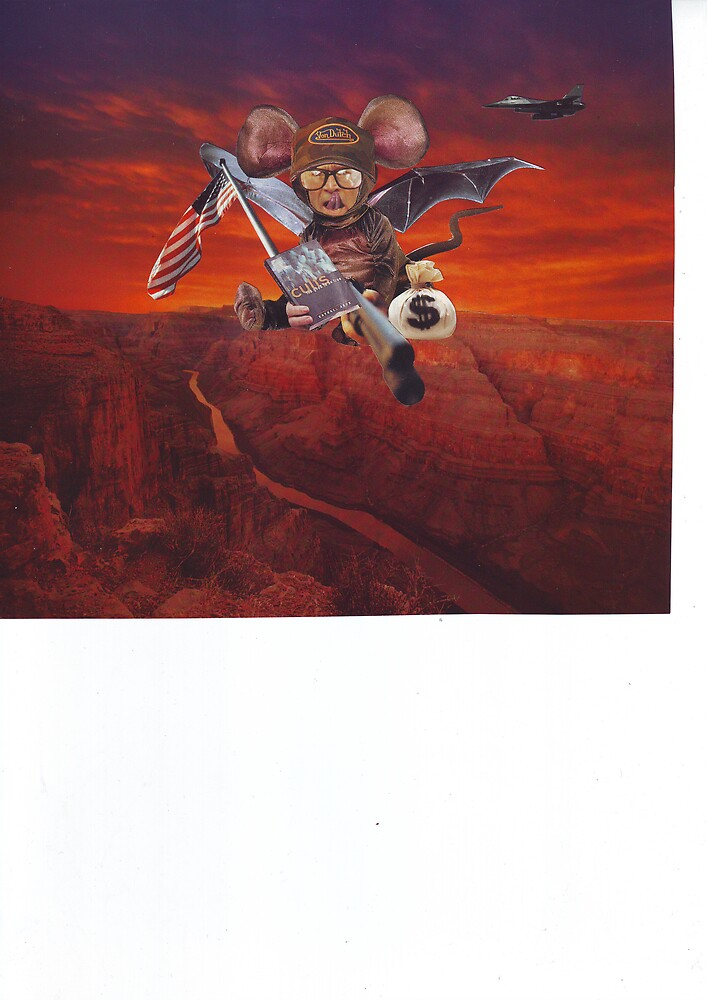 The Great Bat Heist by atomikboy