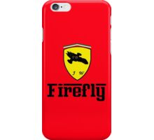 Firefly Ferrari iPhone Case/Skin