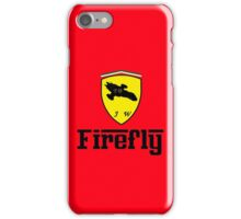 Firefly Ferrari iPhone Case/Skin