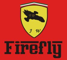 Firefly Ferrari One Piece - Long Sleeve