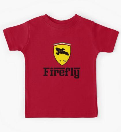 Firefly Ferrari Kids Tee