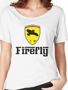 Firefly Ferrari Women's Relaxed Fit T-Shirt