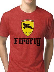 Firefly Ferrari Tri-blend T-Shirt