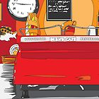 Blend Cafe by samedog