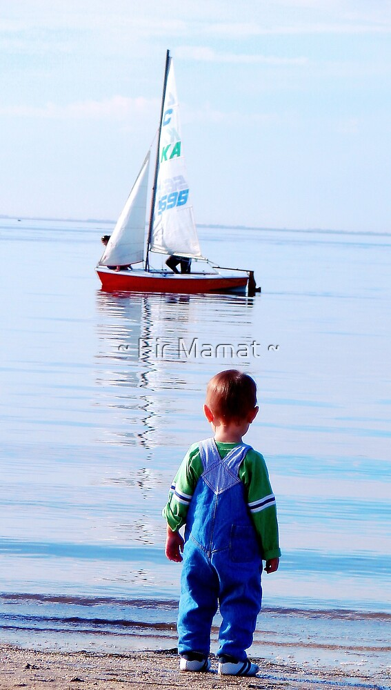 """When I grow up I want to be a sailor"" by ~ Fir Mamat ~"