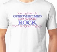 Lead me to the Rock Unisex T-Shirt