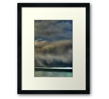 Seascape_5975 Framed Print