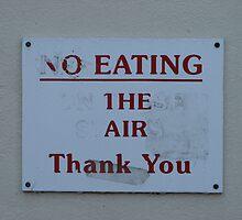 Warning sign by bribiedamo