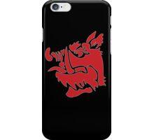 Monty Python Black Knight Emblem iPhone Case/Skin