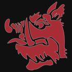 Monty Python Black Knight Emblem by jeastphoto
