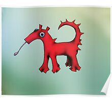 Red Doggish Poster