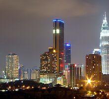 Kuala Lumpur Malaysia by ~ Fir Mamat ~