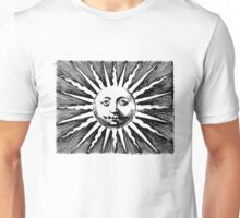 Here comes the sun.. Unisex T-Shirt
