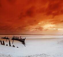 Dicky Beach, Caloundra, Queensland by David James