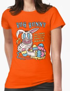 Bug Bunny Womens Fitted T-Shirt