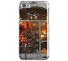 Shopfronts of Paris #10 iPhone Case/Skin