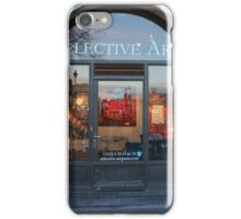 Shopfronts of Paris #11 iPhone Case/Skin