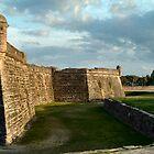 Old fort by Matt Ferrell