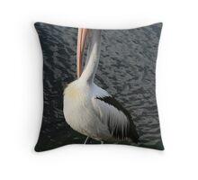 Pelican Preen II Throw Pillow