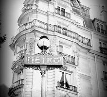Faded Paris by LLStewart
