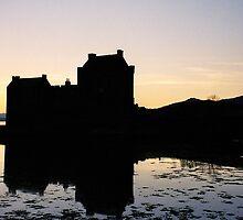 Eileen Doonan Castle, Scotland by Leigh Penfold
