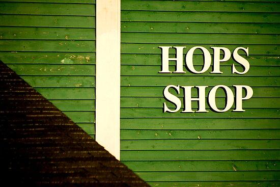 Hops Shop by Colin Tobin